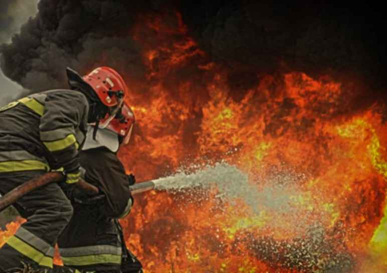 FIRE FIGHTING (BASIC & ADVANCED)
