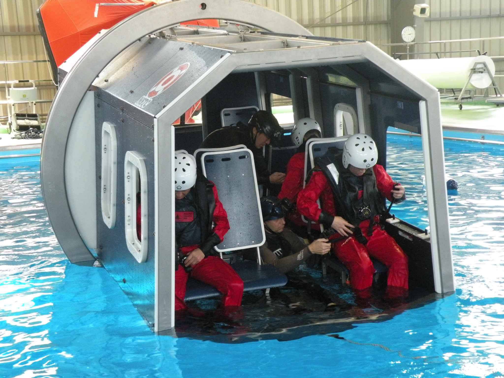 BASIC OFFSHORE SAFETY INDUCTION AND EMERGENCY TRAINING (BOSIET)