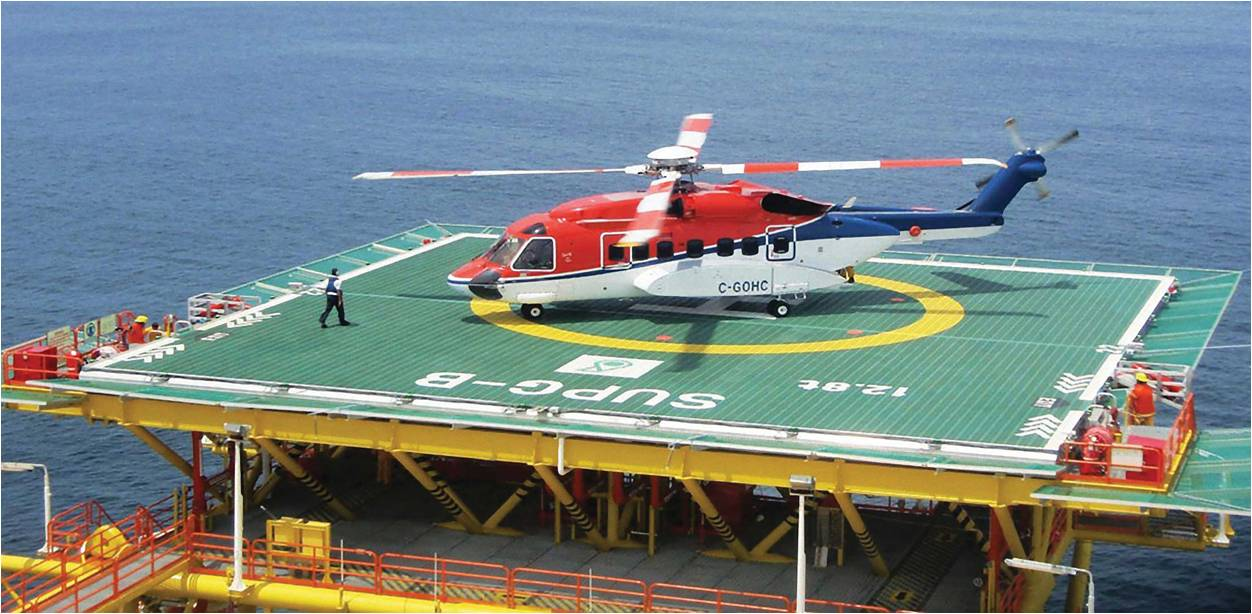 HELICOPTER LANDING OFFICERS (HLO)